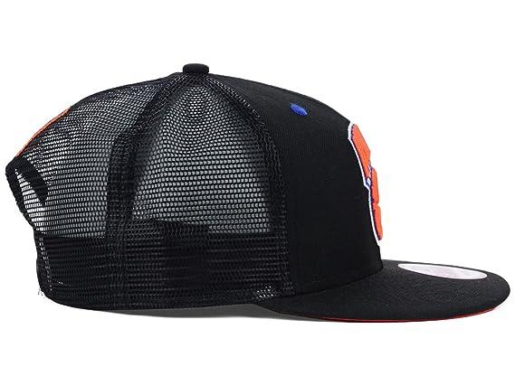 ee5b528df23c9 New York Knicks NBA 9Fifty New Era Team - Gorra clásica de rejilla ...