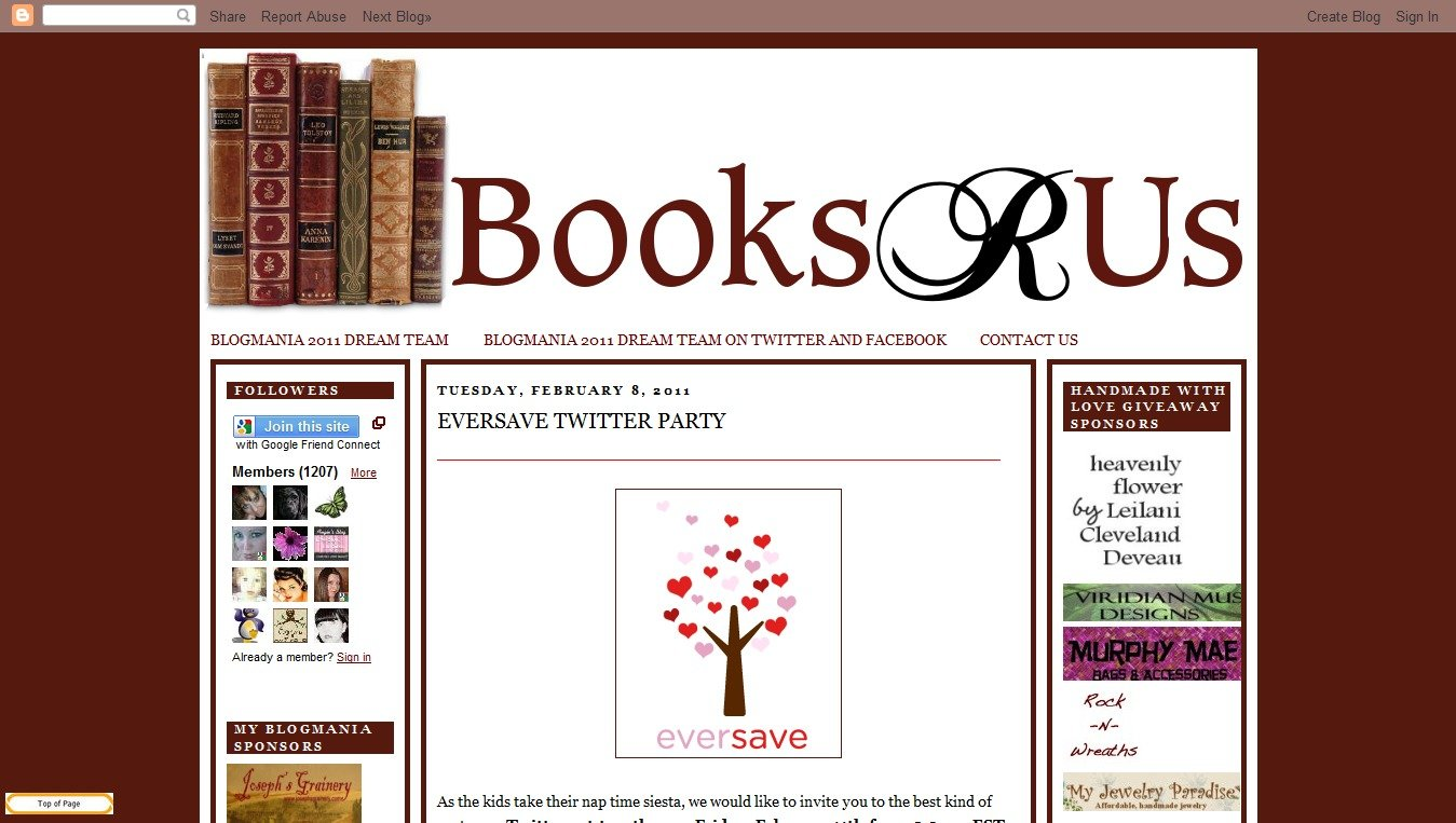Booksrus