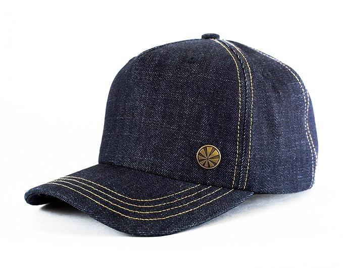 b178a1ed Mod Mason Premium All Denim Trucker Hat, High Profile & Structured ...