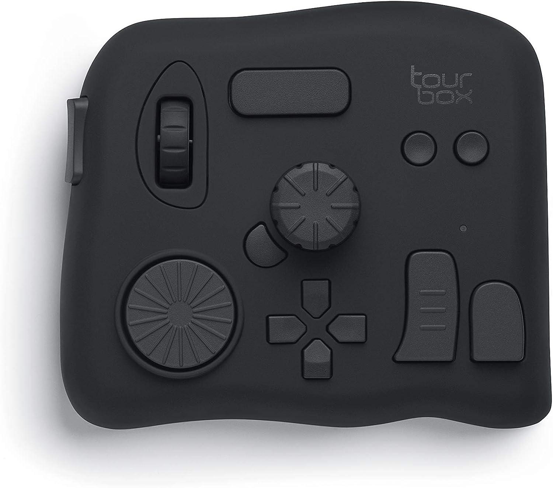 TOURBOX Consola DE EDICION DE VÍDEO Y Foto