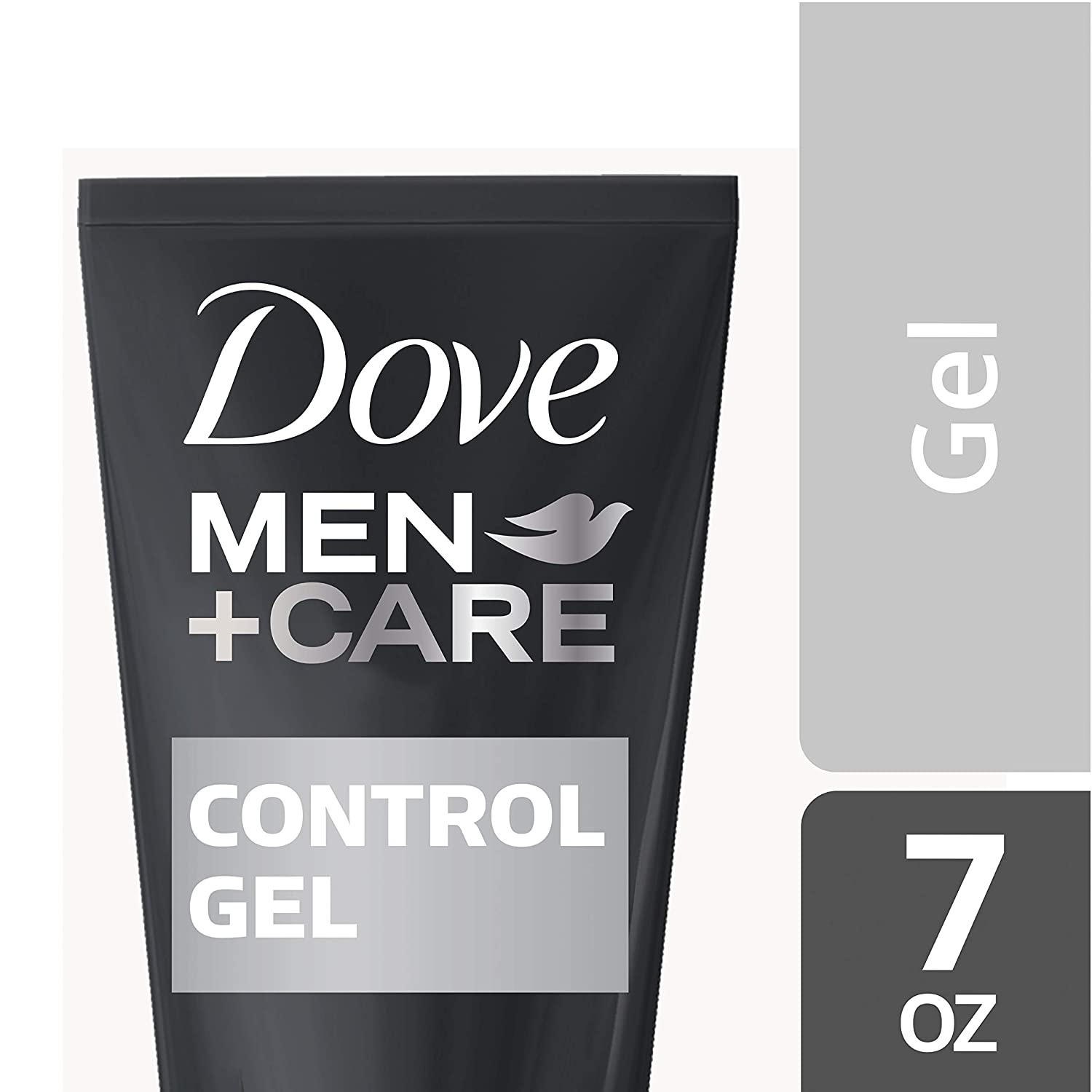 Dove Men+Care Hair Styling, Controlling Gel, 7 oz