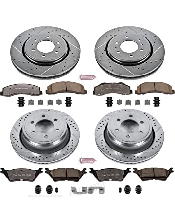 Amazon com: Brake Kits - Brake System: Automotive