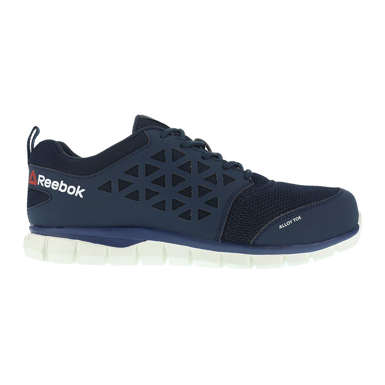 ZAPATILLA SEGURIDAD Reebok Work ib1030 S1P MARINO/BLANCO T-40: Amazon.es: Industria, empresas y ciencia
