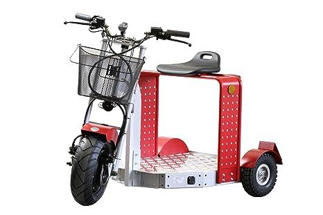 Euro Scooter Patinete, triciclo de II, S, 1000 W/48 V, 15 km ...