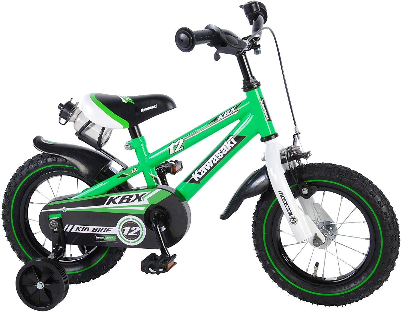 Kawasaki Bicicleta Infantil Niño Chico 12 Pulgadas Freno Delantero ...