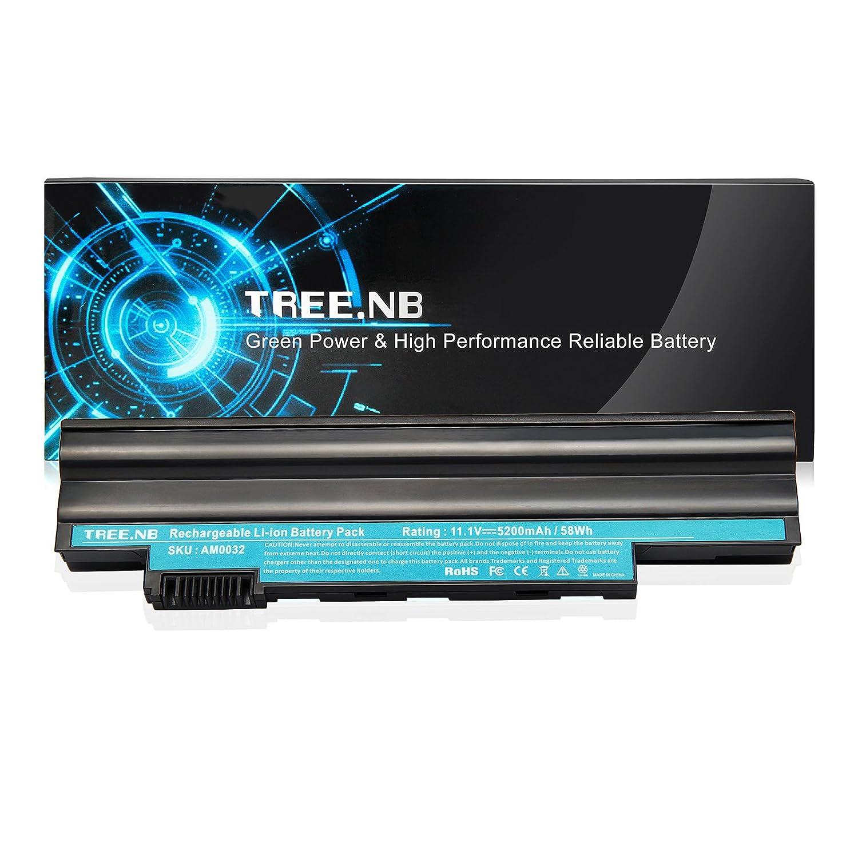 0d395c82e956 TREE.NB High Performance Battery Replacement for Acer Aspire One D255 D257  D260 D270 E100 360 522 722 AL10A31 AL10B31 AL10BW AL10G31 AOD255 AOD257 ...