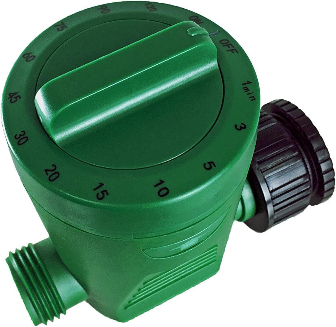 Instapark High Precision Electronic Outdoor Garden Hose End Automatic Shut Off Water Timer
