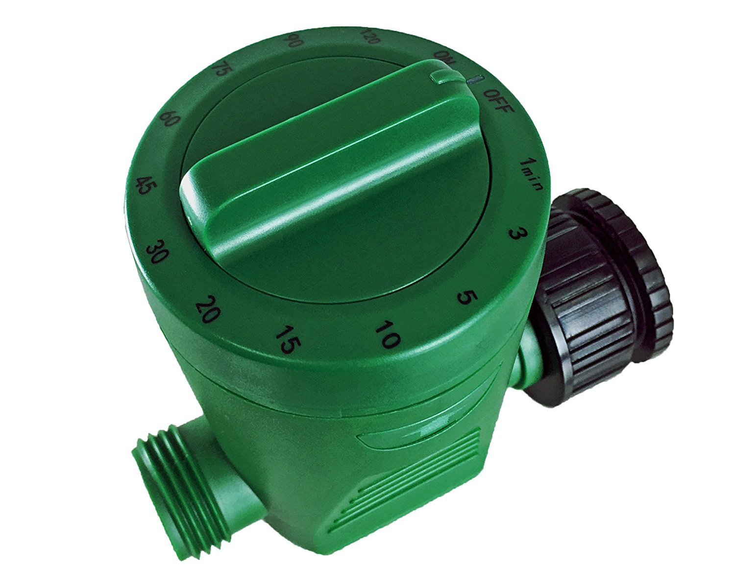 Instapark High Precision Electronic Outdoor Garden Hose End Automatic Shut Off Water Timer by Instapark