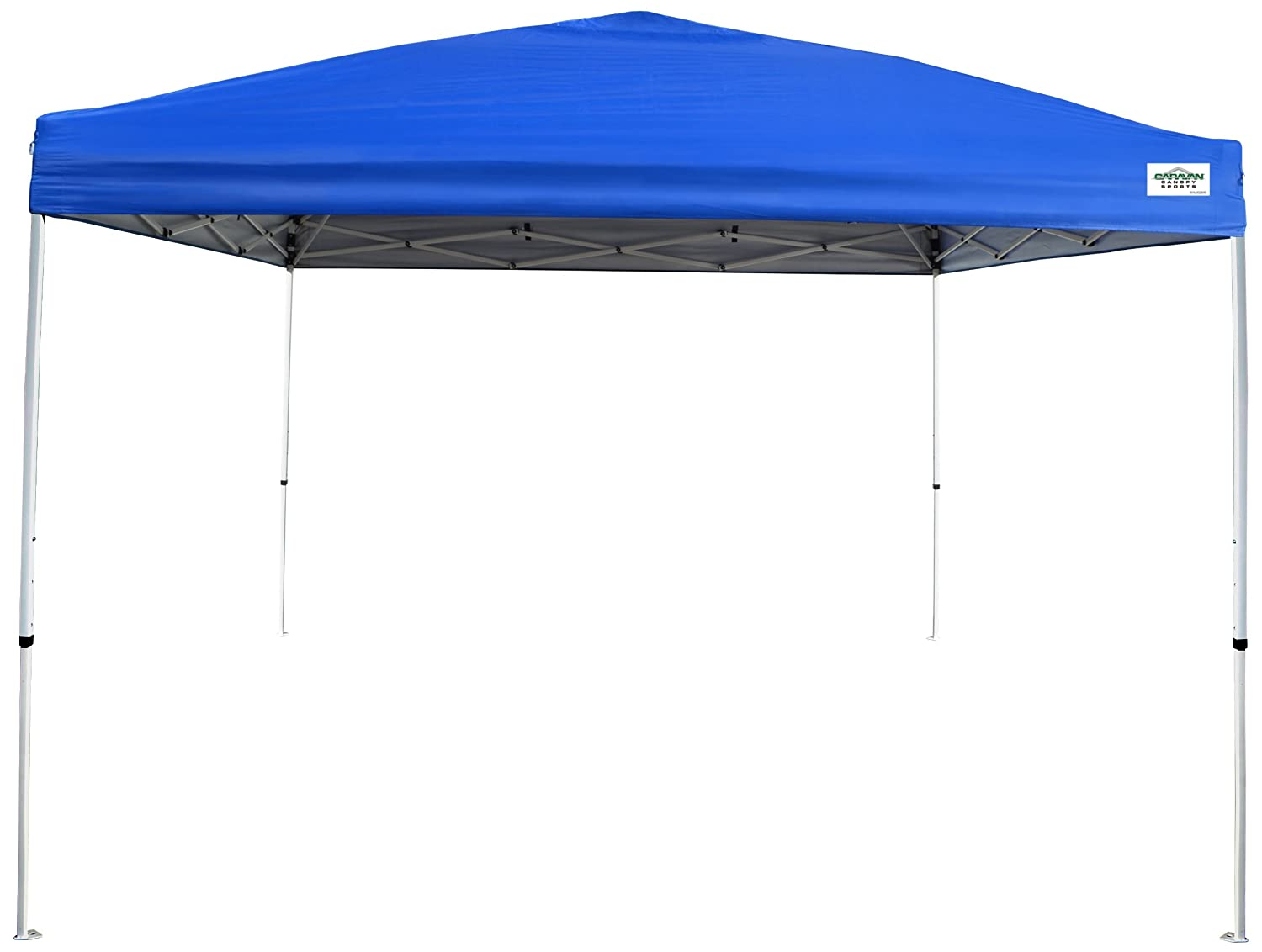 Amazon.com  Caravan Canopy V-Series 2 Pro 10 X 10 Foot Straight Leg Canopy Kit Blue  Garden u0026 Outdoor  sc 1 st  Amazon.com & Amazon.com : Caravan Canopy V-Series 2 Pro 10 X 10 Foot Straight ...