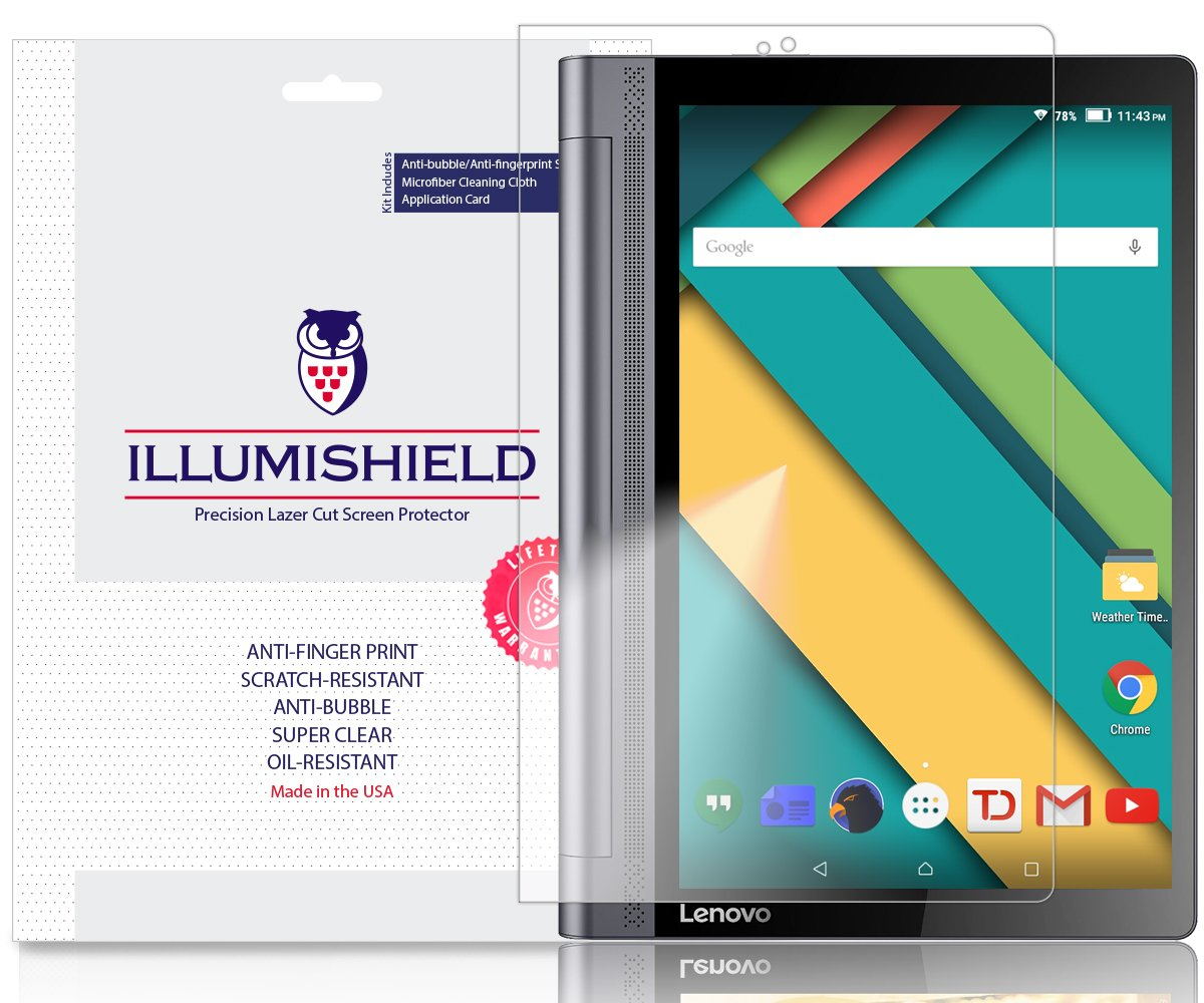 Amazon.com: iLLumiShield Screen Protector Compatible with ...