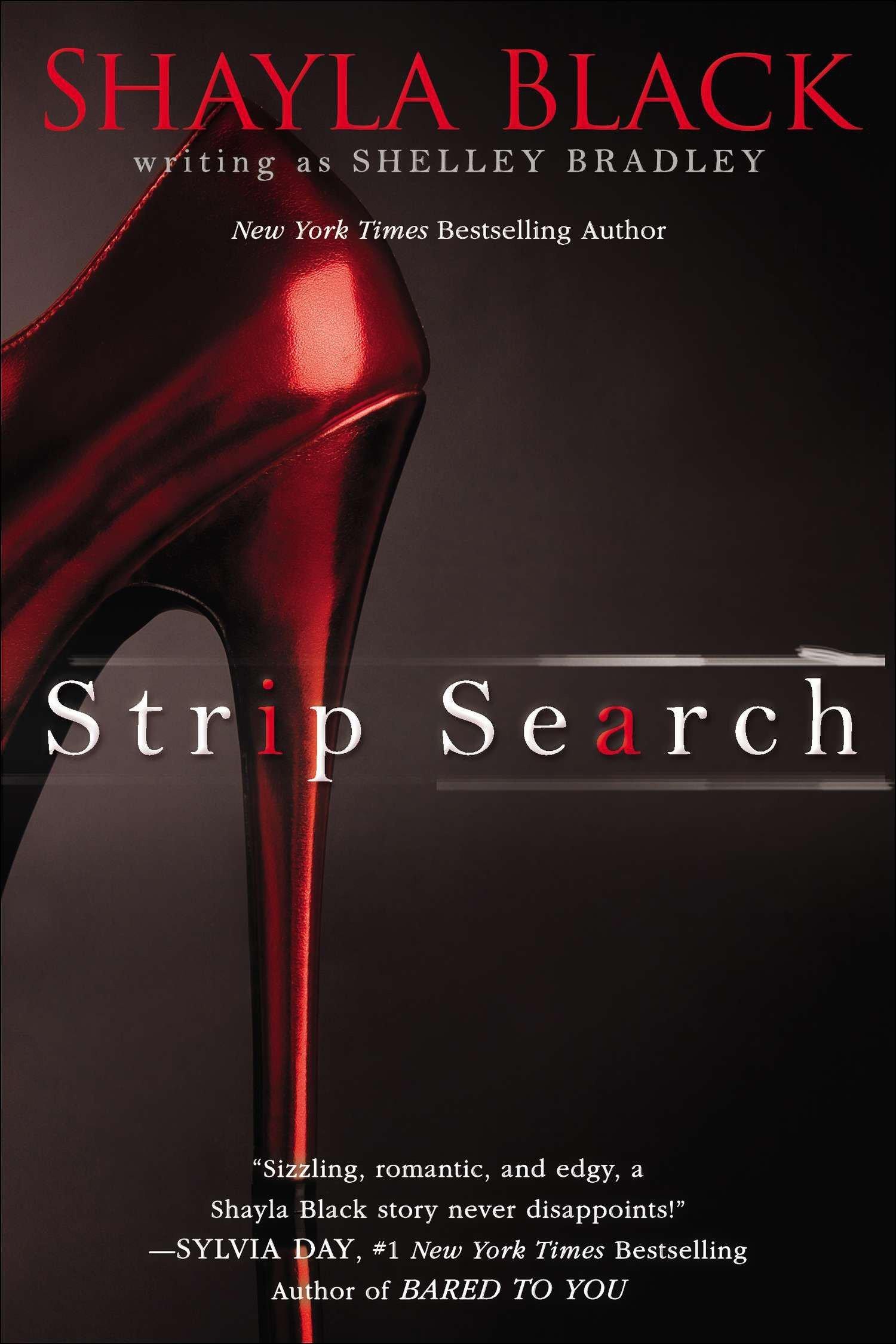 New york strip search