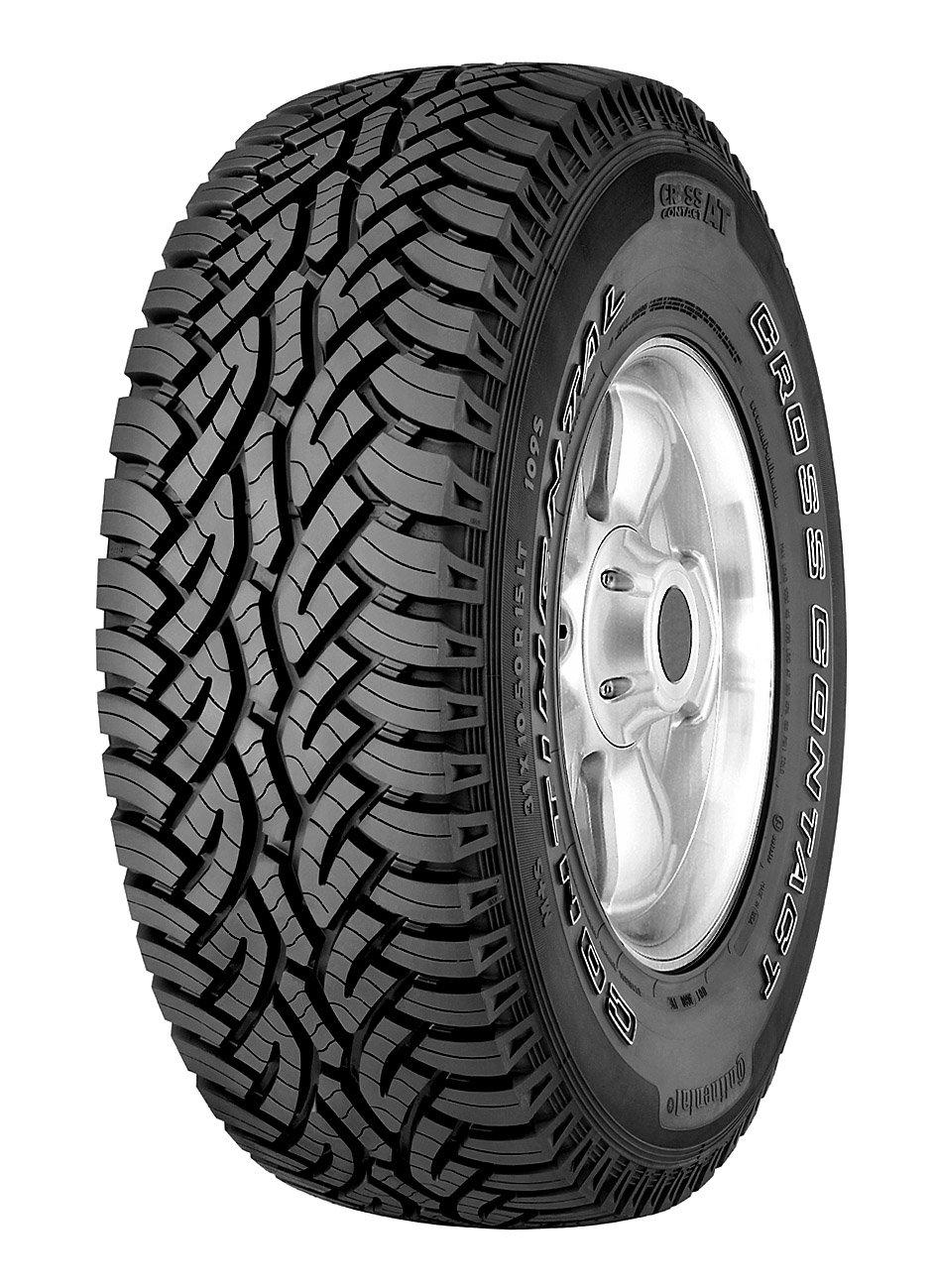 F//E//72dB CONTINENTAL ContiCrossContact AT  XL SUV /& 4X4 All-Season tire 205//80//16 104T