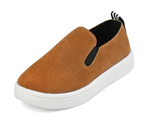 5c3be8b0cf5 KITTENS Boys  Brown Loafers - 4 UK  Buy Online at Low Prices in ...