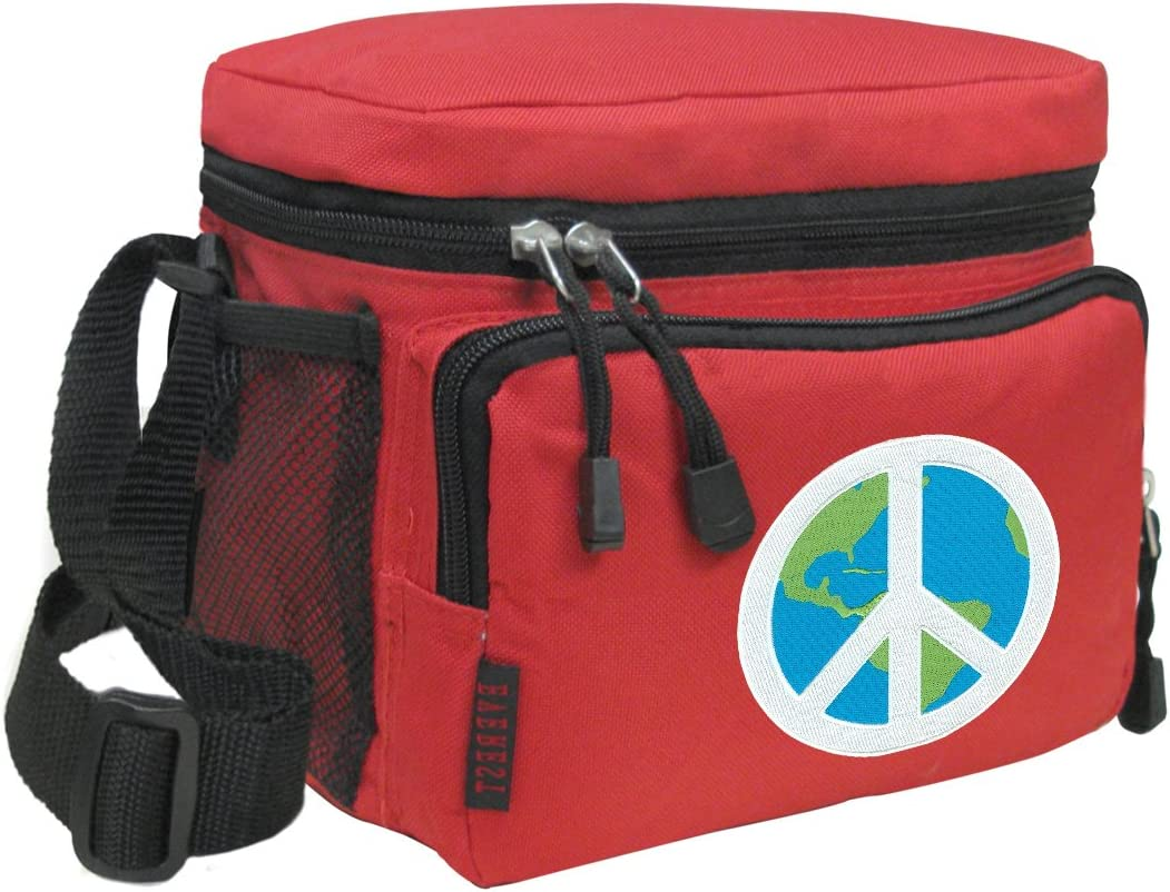 World Peace Lunch Bags Peace Sign Lunch Box Coolers: Amazon.es: Hogar