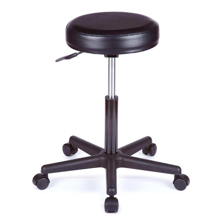 Master Equipment Value-Sit Grooming Stool, Black