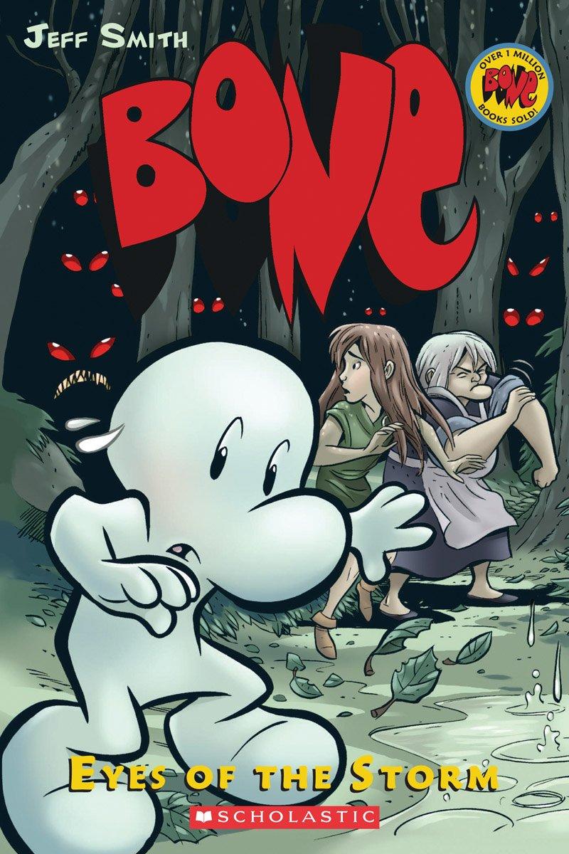 Download Bone Vol 3 Eyes Of The Storm Bone 3 By Jeff Smith