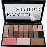 Sivanna Colors Makeup Studio Eyeshadow & Blusher Palette (Multicolour), HF354