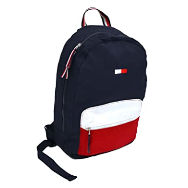 Image Unavailable. Image not available for. Color  Tommy Hilfiger Canvas  Backpack c2aaeb93b3b09