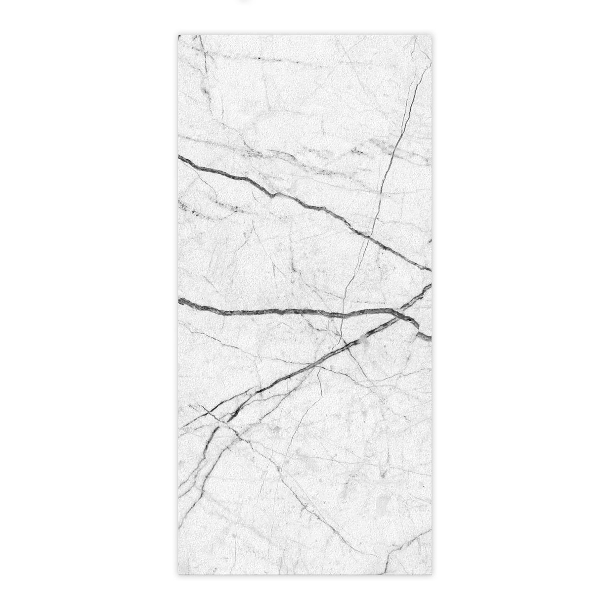 OxOHome Custom Bath Towel Quick Dry Absorbent Towels Spa Shower Wrap for College Dorms, Gyms, Locker Rooms, 27.5 x 55 inch - Modern Veined Marble
