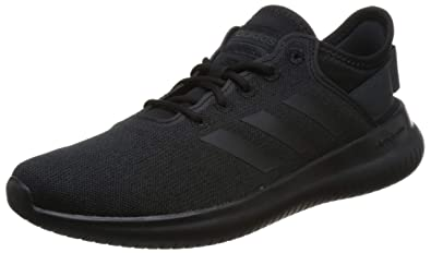 adidas Women s Cloudfoam Qt Flex Training Shoes Black  Amazon.co.uk ... d5319a35a
