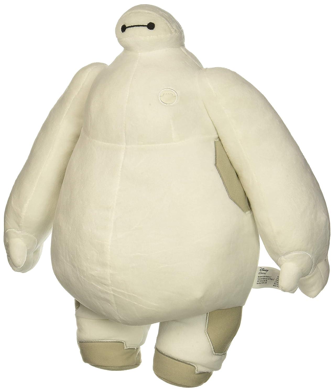 Big Hero 6 Articulated Jumbo Plush 16 White Baymax