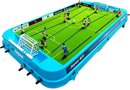 GranVela jayeo mesa Futbolín Juego de fútbol para niños: Amazon.es: Deportes y aire libre