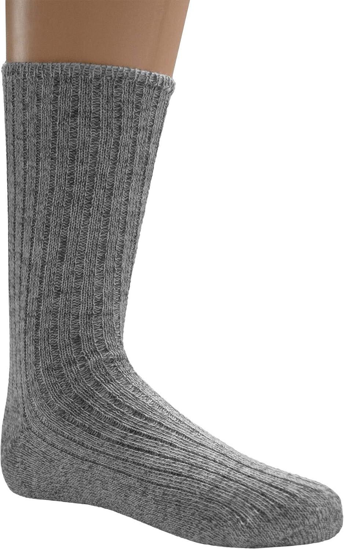 normani 3 Paar Wollsocken 100/% Schafswolle