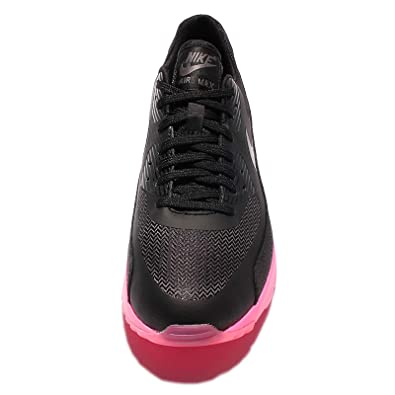 Nike Shoes | Air Max 90 Ultra Size 7 Black Pink 845110001
