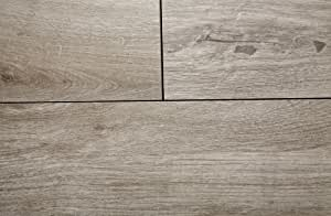 Salerno Porcelain Tile - Admiral Wood - Coastal Gray - 8 ...