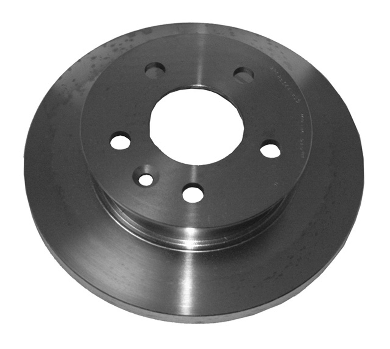 ACDelco 18A575 Professional Front Disc Brake Rotor Assembly