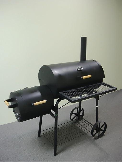 kiug xl smoker laguna seca bbq grillwagen freizeit. Black Bedroom Furniture Sets. Home Design Ideas