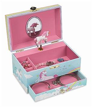 Amazoncom JewelKeeper Girls Musical Jewelry Storage Box with
