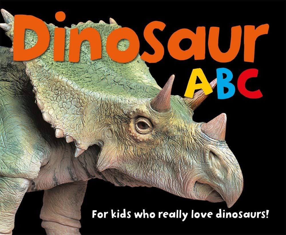 Image for Dinosaur ABC: Board Book (Smart Kids)