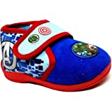 ARNETTA Avengers Pantofole, Scarpette da Bimbi MOD. S18142 Royal