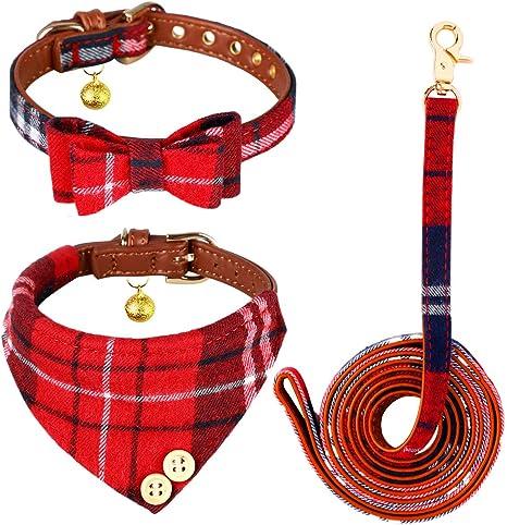 The Classic Plaid collars