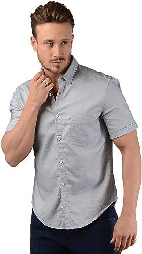 BOSS Hugo Camisa Formal - para Hombre Negro (001) XL: Amazon.es: Ropa y accesorios