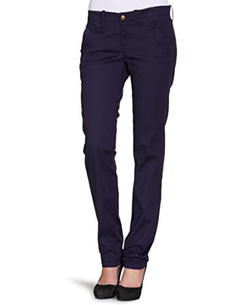 G-STAR Damen Hose CL BRONSON CHINO SLIM FIT WMN - 91922, Gr. 28 32 ... 660590580f