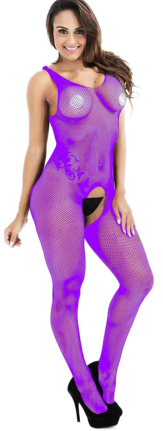 The victory of cupid Womens Thigh High Garter Belt Stocking Bodysuit Lingerie