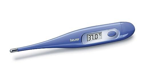 143 opinioni per Beurer FT 09 Termometro Digitale a Contatto, Blu