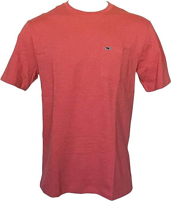 8-10 NWT Vineyard Vines Boy/'s USA Surf Logo Pocket White L//S T-Shirt Small