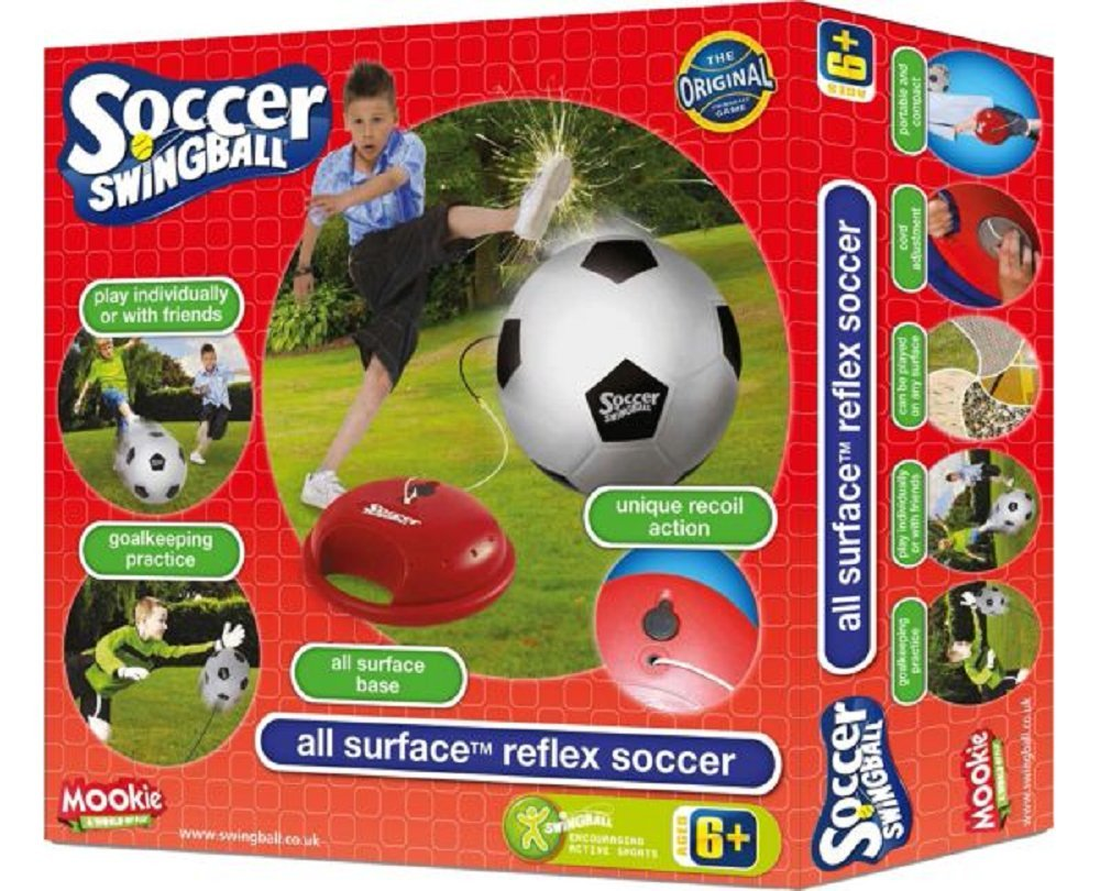 National Sporting Goods Swingball Reflex Soccer