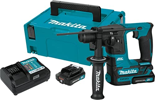Makita RH01R1 12V max CXT Lithium-Ion Brushless Cordless 5 8 Rotary Hammer Kit