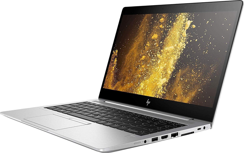 "HP EliteBook 840 G5 Business Laptop Computer| 14"" FHD| Intel Quad-Core i5-8250U (Beat i7-7500U)| 8GB DDR4| 256GB PCIE SSD| USB Type-C| Windows 10 Professional| BROAGE Mousepad| Online Class Ready"