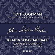 Complete Bach Cantatas 1-22