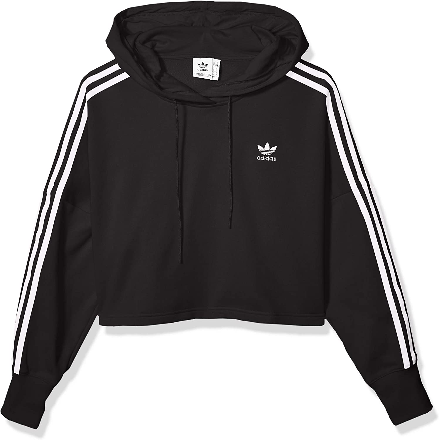 adidas Originals Women's Cropped Sweatshirt