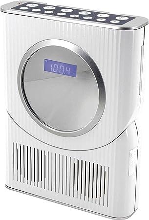 Soundmaster BCD250 Bad/Küchen Stereo-Radio mit CD und Uhr ...
