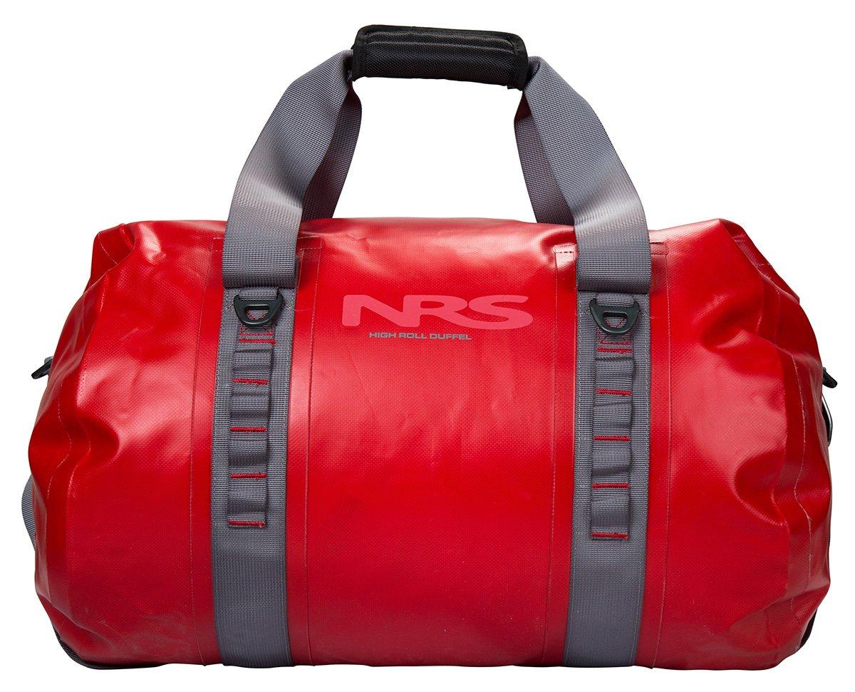 NRS High Roll 35L Duffel Dry Bag (Red)