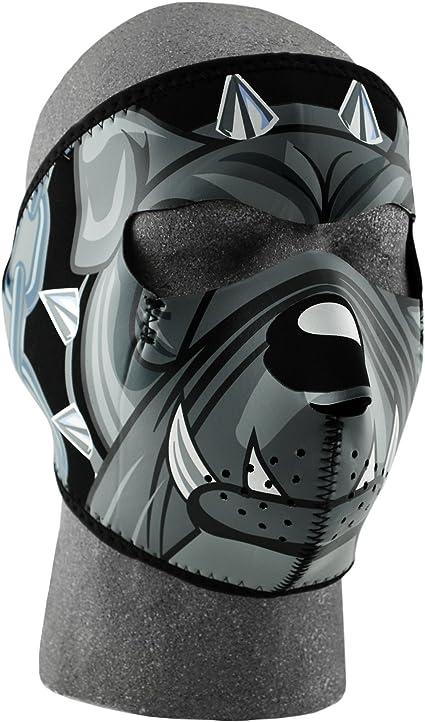 ZANheadgear Micro Fleece and Neoprene Helmet Liner Black