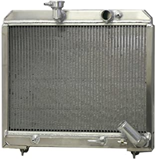 product image for Wizard Cooling Jaguar XKE (Series 2) Aluminum Radiator
