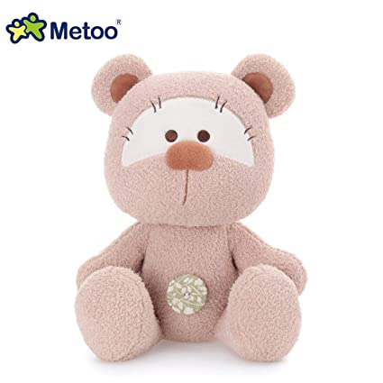 34ad3088d6 Image Unavailable. Image not available for. Color: JEWH Button Doll Plush  Cute Stuffed - Small Brinquedos Baby Kids Toys for Girls - Birthday